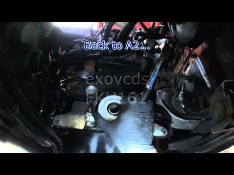VW A2 / A3: Crankshaft Rear Main Seal Removal & Installation