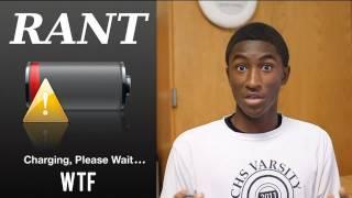 Battery Technology Rant