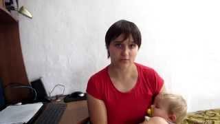 Семья Бровченко. Как отучать грудничка от ночного кормления грудью.