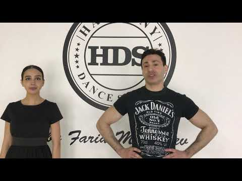 Азербайджанский танец уроки видео