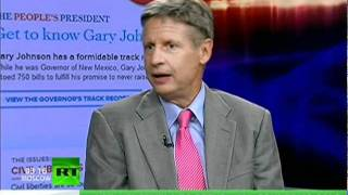 8/18/11 Full show -- Obama 2012, Governor Gary Johnson, UK Riots, Police State, Marijuana