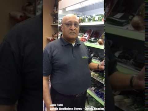 Jack Patel - Londis Westholme Village Stores - Goring Reading