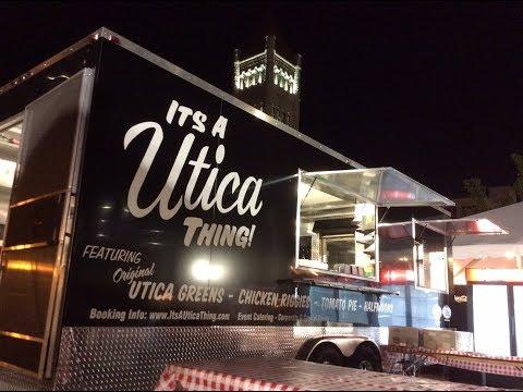 The Empire Plate - Utica Pizza Company