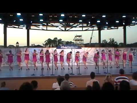 Tina Turner Proud Mary - Long Reach High School Dance Company