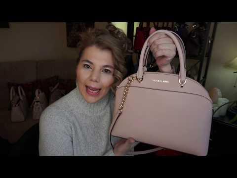 MICHAEL Michael Kors Evie Small Backpack SKU: 9112618 YouTube