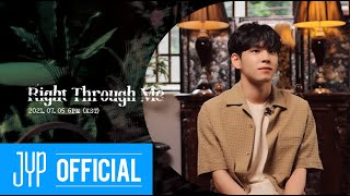 DAY6 (Even of Day) <Right Through Me> Intro Film - WONPIL