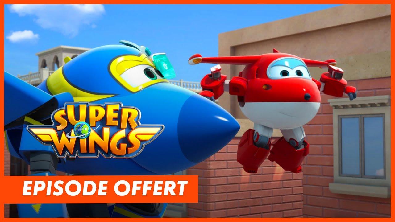 """Download SUPER WINGS - Episode intégral """" De toutes les couleurs """" (dessin animé sur Piwi+)"""