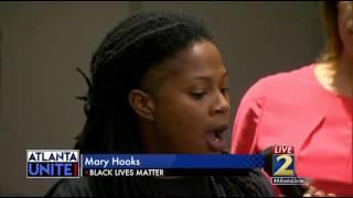 Mayor Kasim Reed, Black Lives Matter protester discuss recent protests