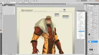 Sketches @ Midnight: Sabretooth X-Men