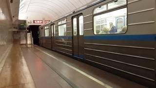 81-717.6/714.6 на станции Крестьянская застава