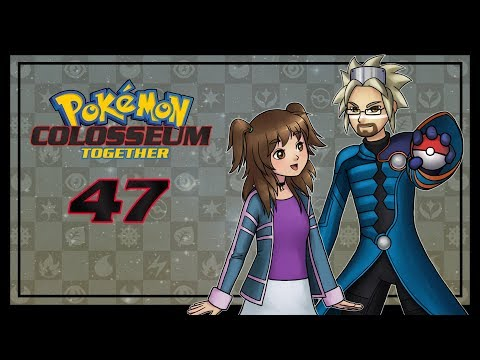 Let's Play Together Pokémon Colosseum - #47 - Professionelle Crypto-Jägerin