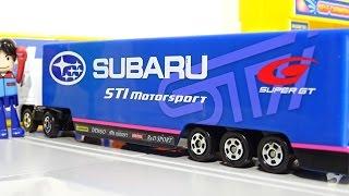 2016年11月発売、トミカ トイザらスオリジナル SUBARU STI Motor sport ...