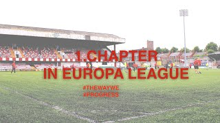 [FIRST CHAPTER IN EUROPA LEAGUE]