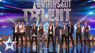 Exclusive preview! Could The Kingdom Tenors raise the roof? | Britain's Got Talent 2015