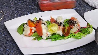 Daytime Kitchen:  Lobster and Avocado Salad