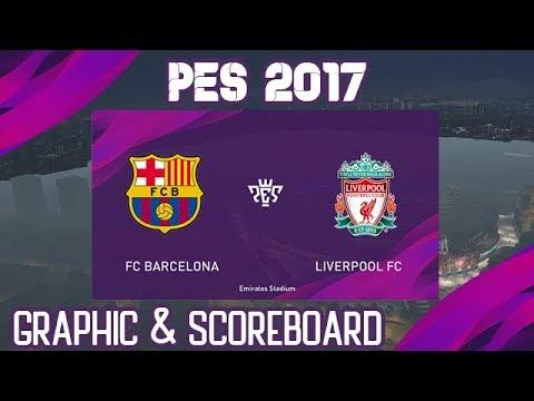 Best Mini Mods 2020 PES 2017 ○ PES 2020 MOD ( GRAPHIC & SCOREBOARD ) ○ Download Now