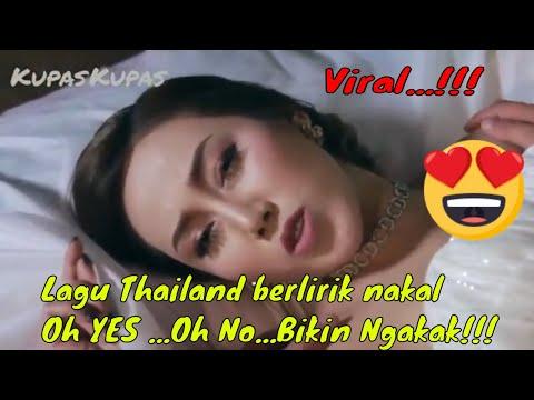 VIRAL!! Penyanyi Wanita Asal Thailand Ini Hoho Hihi Di Dalam Klip Lagu Ih Ih Uwik Uwik !