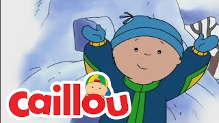 Caillou Song: Special Christmas Theme Song!   Cartoon for Kids.mp3