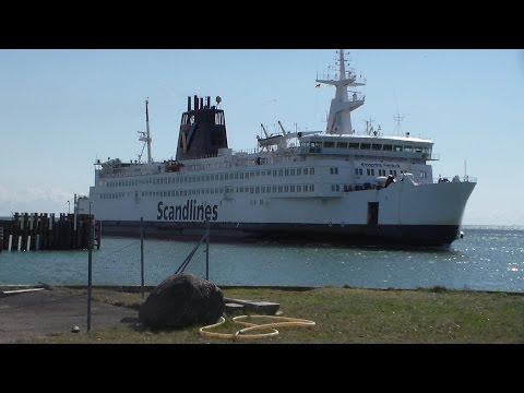 Uplifting Marine Tour at Scandlines boat M/S Kronprins Frederik