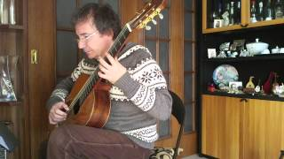 Autumn Leaves - Les Feuilles Mortes (Classical Guitar Arrangement by Giuseppe Torrisi)