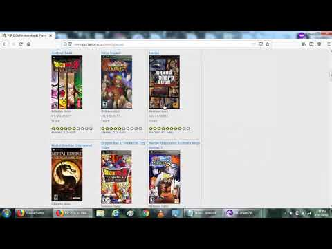 fast psp download games for