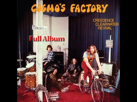 CCR - Cosmos Factory - Full Album