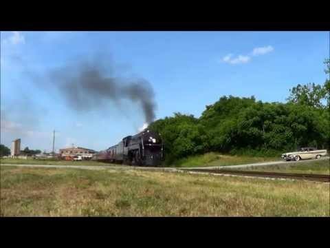 N&W 611 Fired Up Photo Charter At The NCTM In Spencer NC & ACL E3 501 5/28/2015