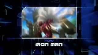 Marvel Anime - Toonami Bumps Hodgepodge #1 [FANMADE]