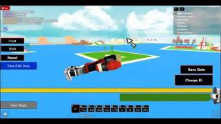 my first roblox vid by deangelo wallace having fun with lb on dboa and pwning noobs