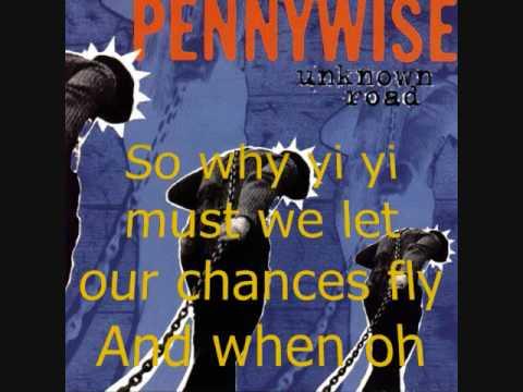 Pennywise - Homesick lyrics