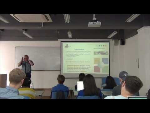 lecture at Dongua University - Business excellence and it's correlation to Feng Shui 2015-06-26: