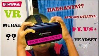 UNBOX & REVIEW VR SHINECON 6.0 + HEADSHET ?? - VR MURAH INDONESIA