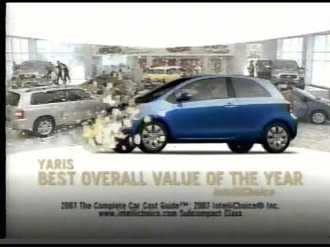 toyota 50th anniversary commercial
