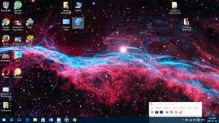 Windows 10 Tips and tricks How to add useful Icons on desktop this pc control panel network and home