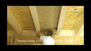 Repeat youtube video VIDEO OFICIAL: Izolarea casei cu Thermo-Hanf