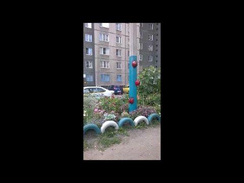 Челябинск. Ленинский район. Вот это красота!