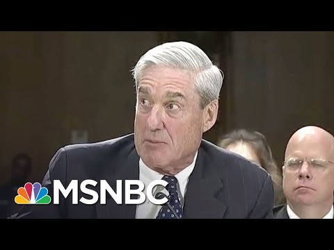 Special Counsel Robert Mueller Turns Attention To White House Staff | Rachel Maddow | MSNBC