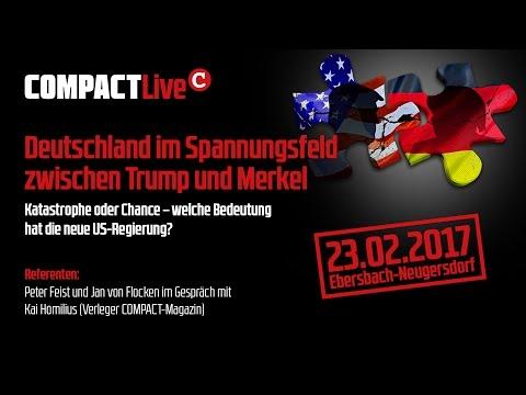 COMPACT-Live: Fünf Wochen Trump - eine Bestandsaufnahme