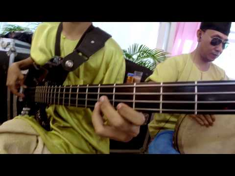 Raikan Cinta (Live Wedding Bass Cover)