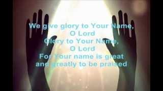 I Sing Praises To Your Name Instrumental (Terry MacAlmon) w/lyrics