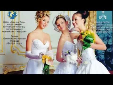 Показ Вечерних и Свадебных платьев Alexandra Serova SS`2016