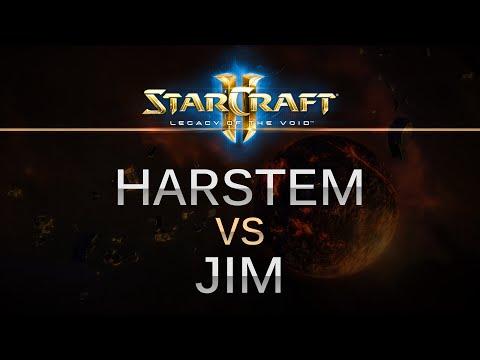 StarCraft 2 - LOTV - Harstem (P) v Jim (P) on Frozen Temple