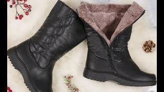 Сапоги женские «Вильма». Shop & Show (обувь)