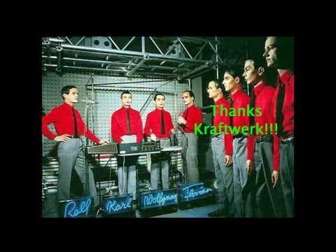 Kraftwerk - The Telephone Call (with Lyrics) [Free Download!!]