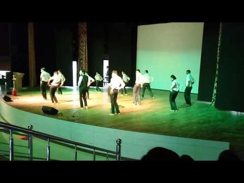 Farewell party dance by IIT Roorkee EE (2016 batch) students