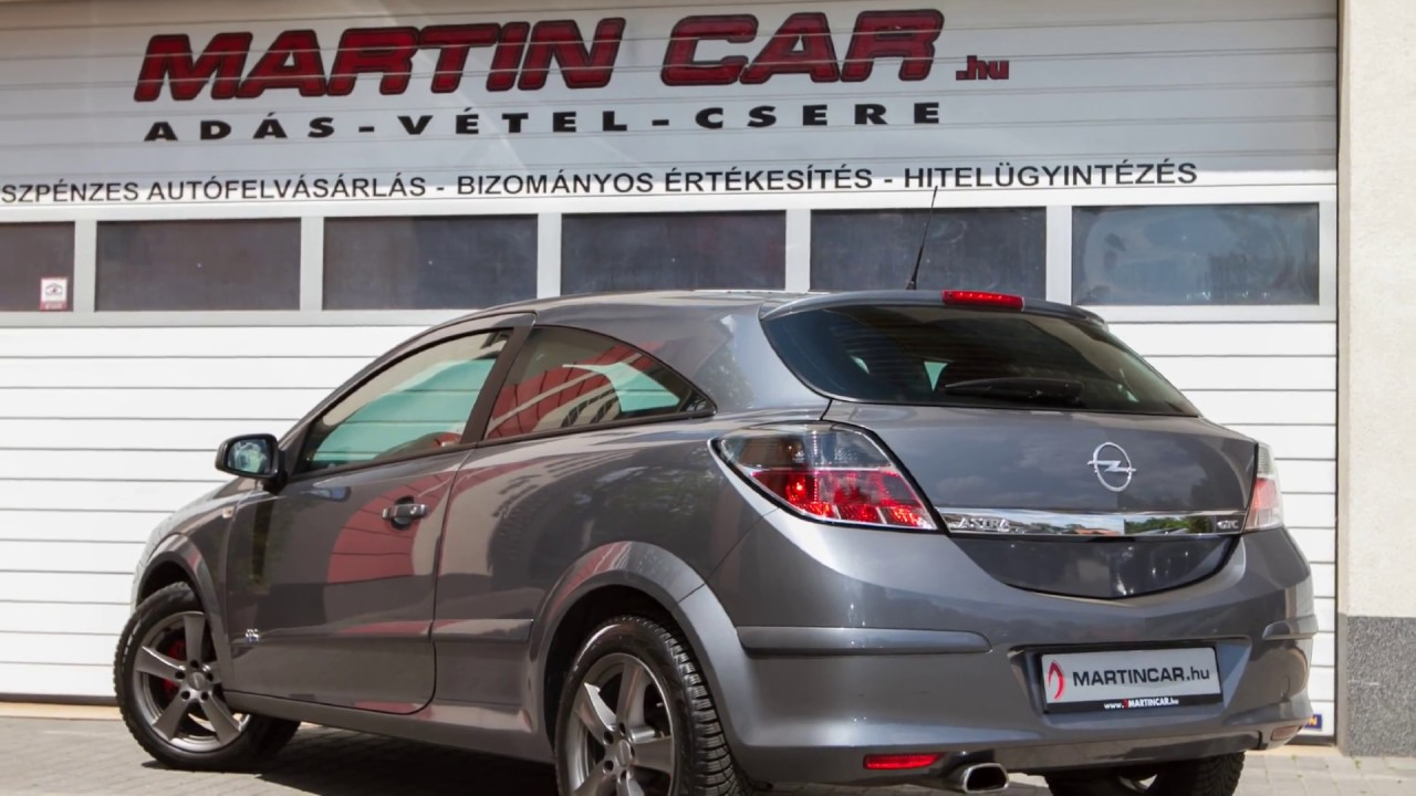 Opel Astra H 1 6 Gtc Opc Line You