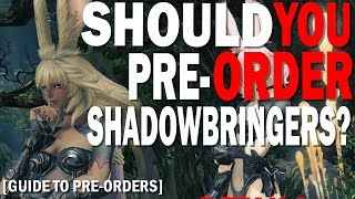 FFXIV Shawdowbringers Pre-Order Guide | When Should You Pre-Order?