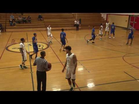 BCC Men's basketball vs Northern Essex Community College