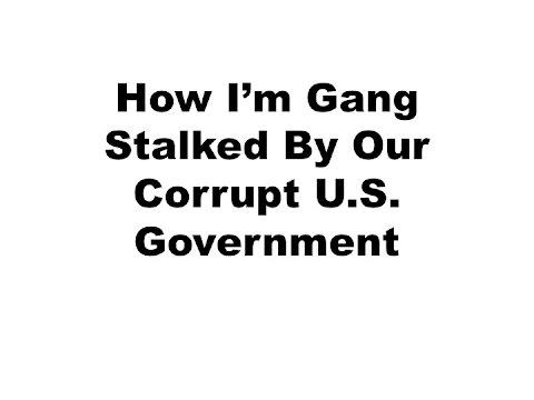 gangstalked