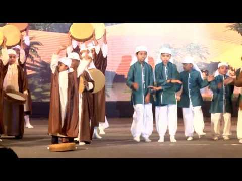 Al Burooj International School 4th annaul day A0082 Nasheed - Mountains of Mecca